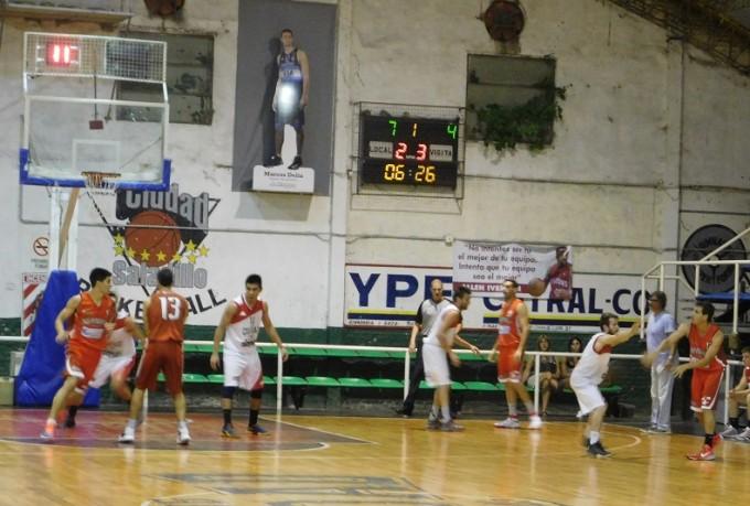 Gran victoria de Ciudad de Saladillo ante Independiente de Zarate