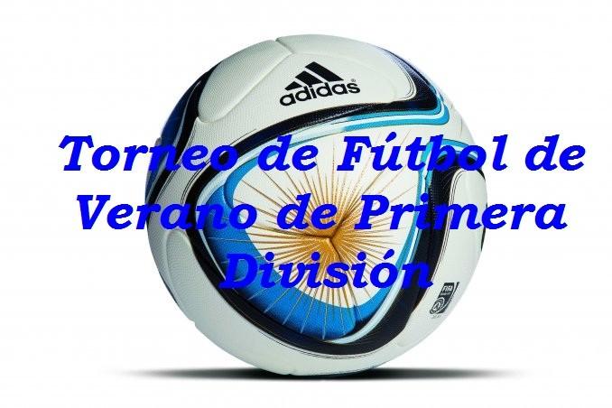 Con definiciones se juega la fecha del Torneo de Verano de Primera División