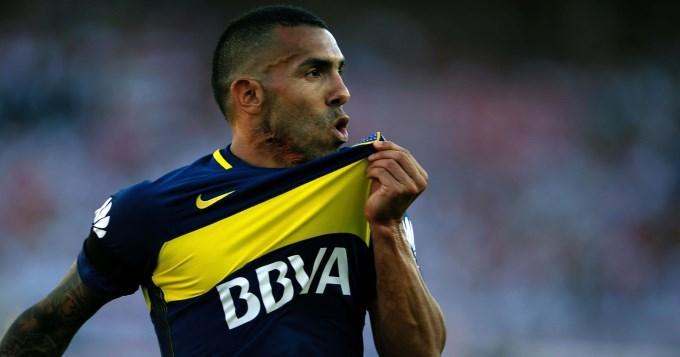 Tevez dejará Boca tras jugar con Colón