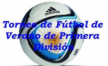 Este jueves arranca la 3° fecha del Torneo de Verano de Primera División