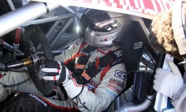 Juan Martín Bruno recibió la autorización para competir en el TC