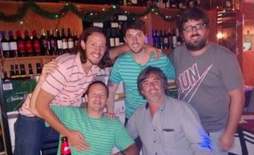 Técnicos de la Asociación Chivilcoyana de Basquet despidieron el año