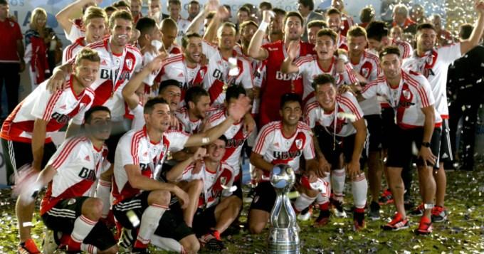 River campeón de Copa Argentina 2016