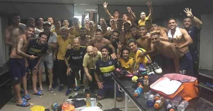 Tras 21 años, Boca le metió 4 goles a River en el Monumental