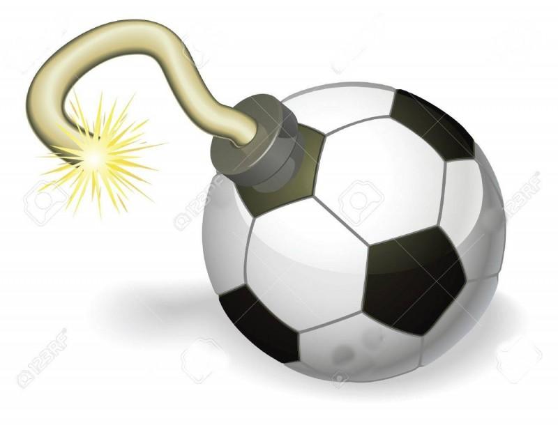 y ahora también en el Fútbol...