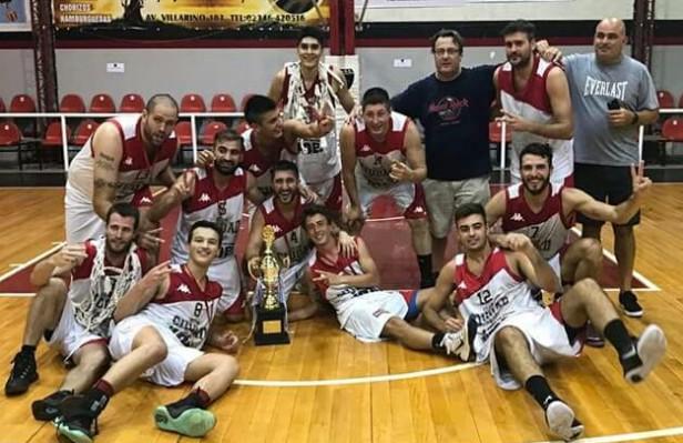 Club Ciudad campeón en primera división