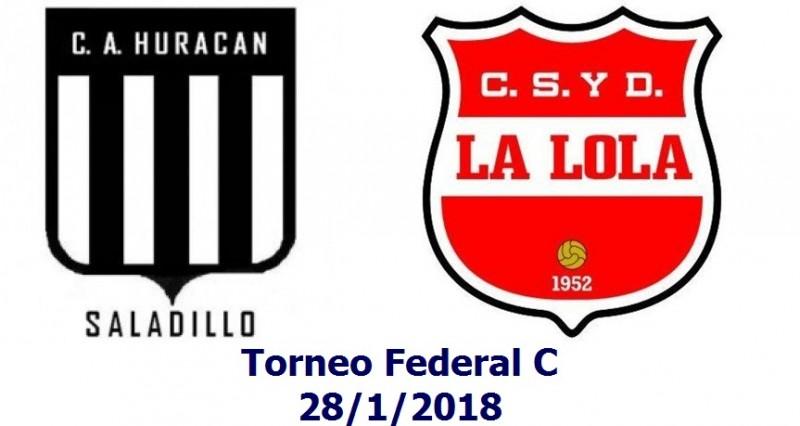 El debut de Huracán y La Lola será el 28/1/2018