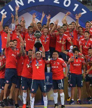 Volvió el Rey de Copas: Rojo campeón