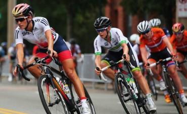 Tolosa y Vivas se encuentran corriendo la Vuelta de La Pampa