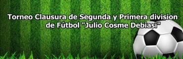 La Lola y Unión Apeadero definen el torneo clausura de Primera División