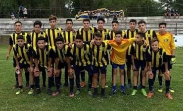 Hoy se define el campeonato de la sub15 entre Unión Apeadero y Jóvenes de Alvear