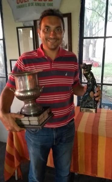 Con dos torneos se cerró el año en el Saladillo Golf club