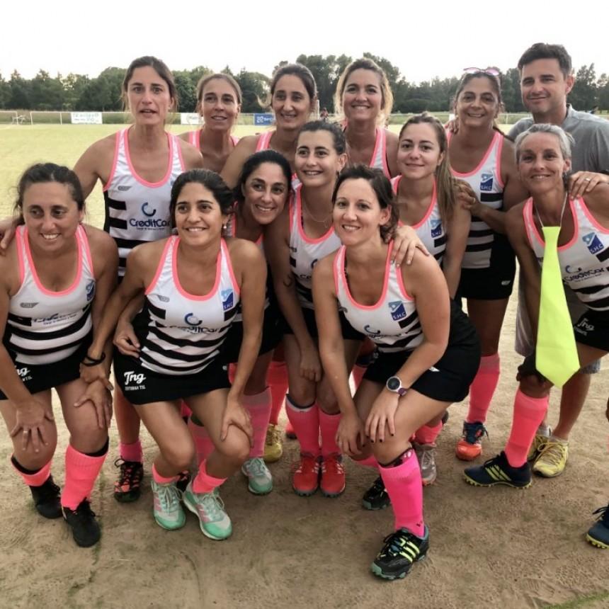 Las Mamis Hockey cierran el año logrando un tercer puesto en el Torneo Anual