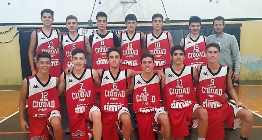 La sub17 del club Ciudad fue subcampeona del Torneo Clausura