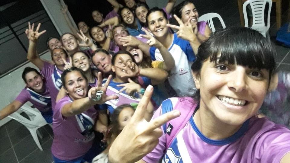 Argentino Bicampeon del Fútbol Femenino