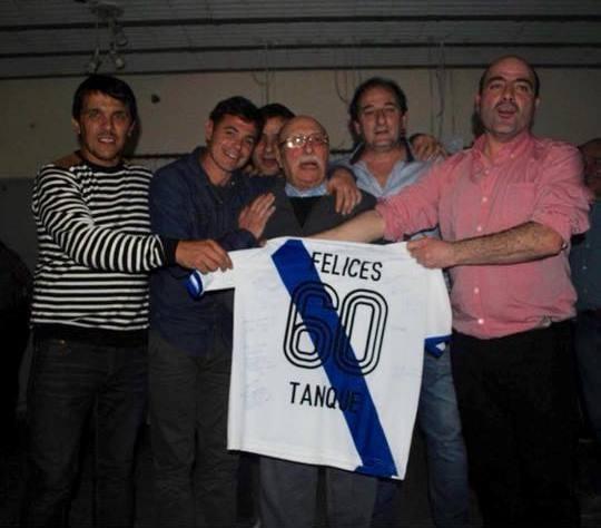 Despiden a Vicente Tenaglia este domingo a las 12,20 en Argentino