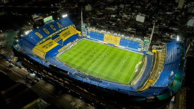 Boca juega a partir de las 21:30 en La Bombonera  ante Inter de Porto Alegre