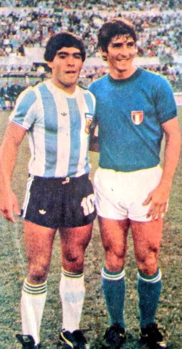 Otro crack que nos deja: Paolo Rossi, héroe y figura de Italia en el Mundial de 1982