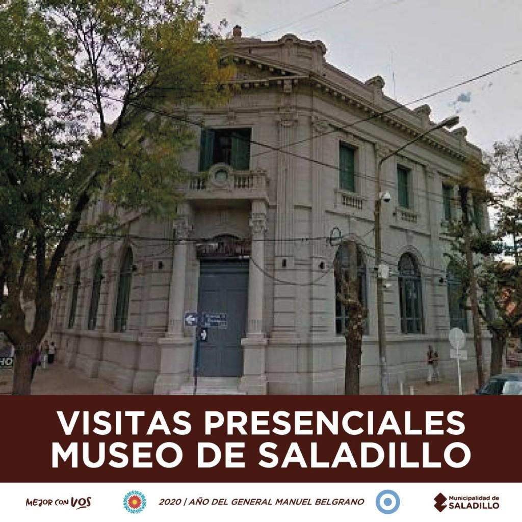 Museo de Saladillo: a partir de este martes habrá visitas presenciales
