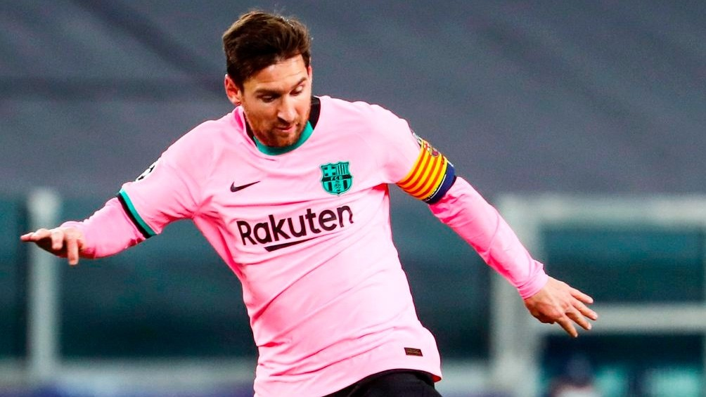 Messi batió el récord de Pelé y es el jugador con más goles en un mismo club