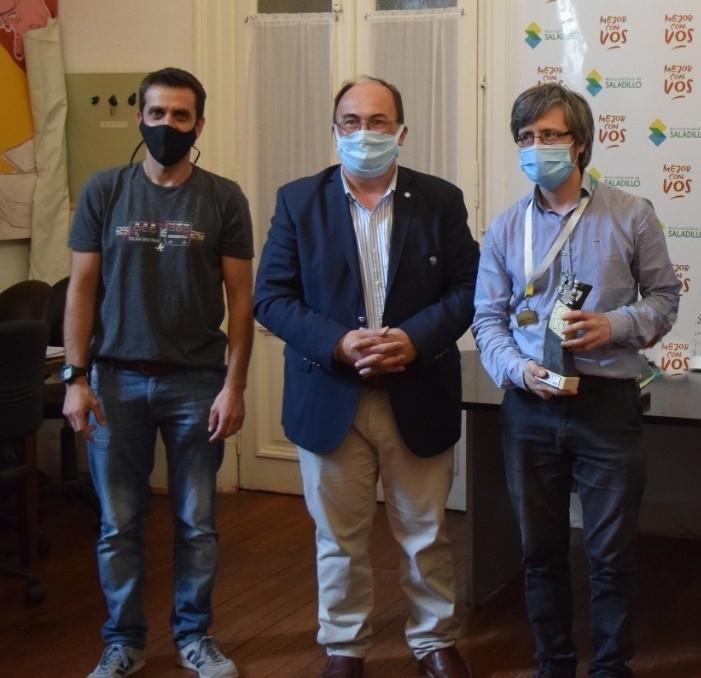 Se entregaron los premios de la COPA SALADILLO 2020 DE AJEDREZ